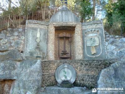 Alto Mijares -Castellón; Puente Reyes; actividades para grupos madrid fotos de senderos viajes de s